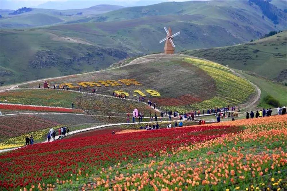 519中国旅游日新疆旅游惠民活动精彩纷呈 展示发展成果 分享旅游幸福